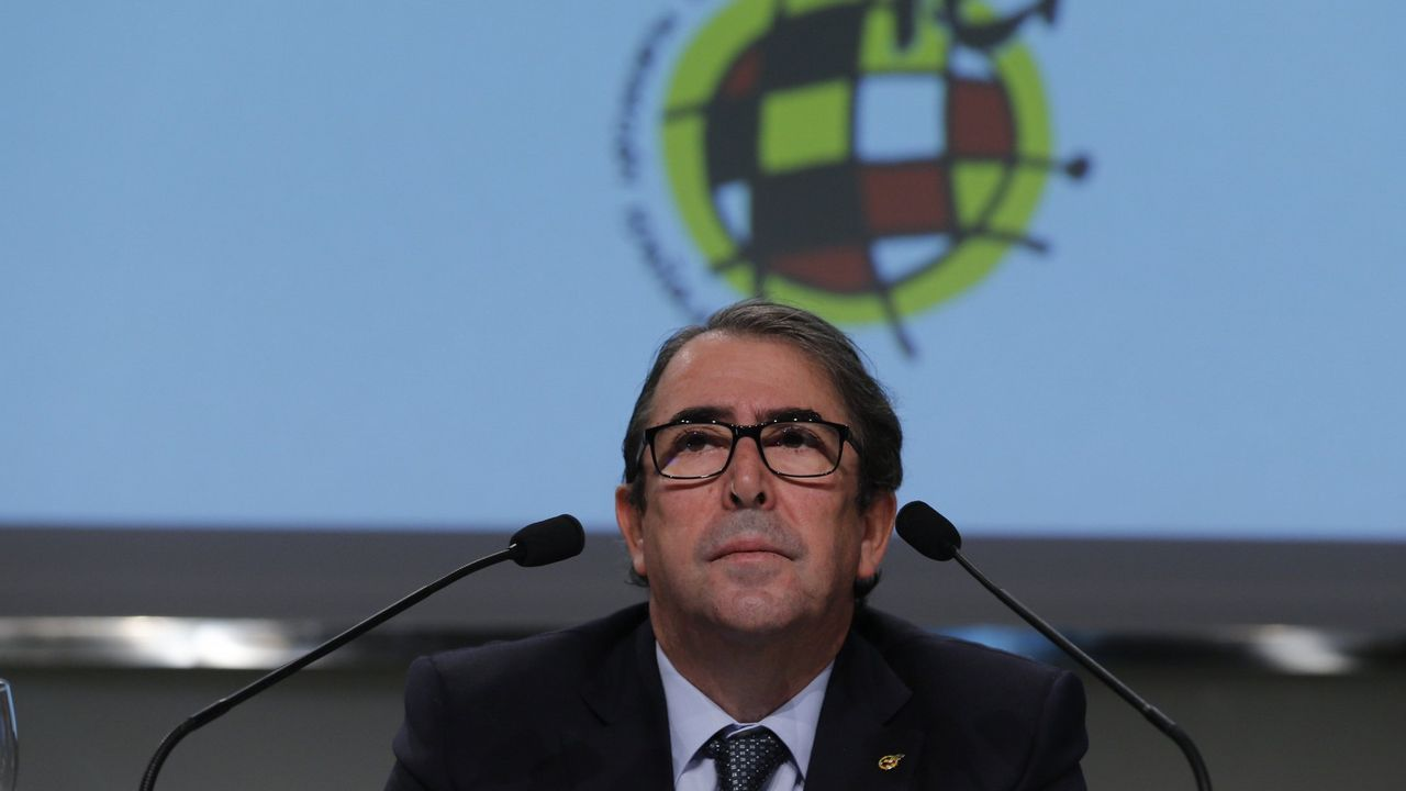 Villar ataca al Gobierno y dice que es el único responsable de que España se pueda quedar sin Mundial