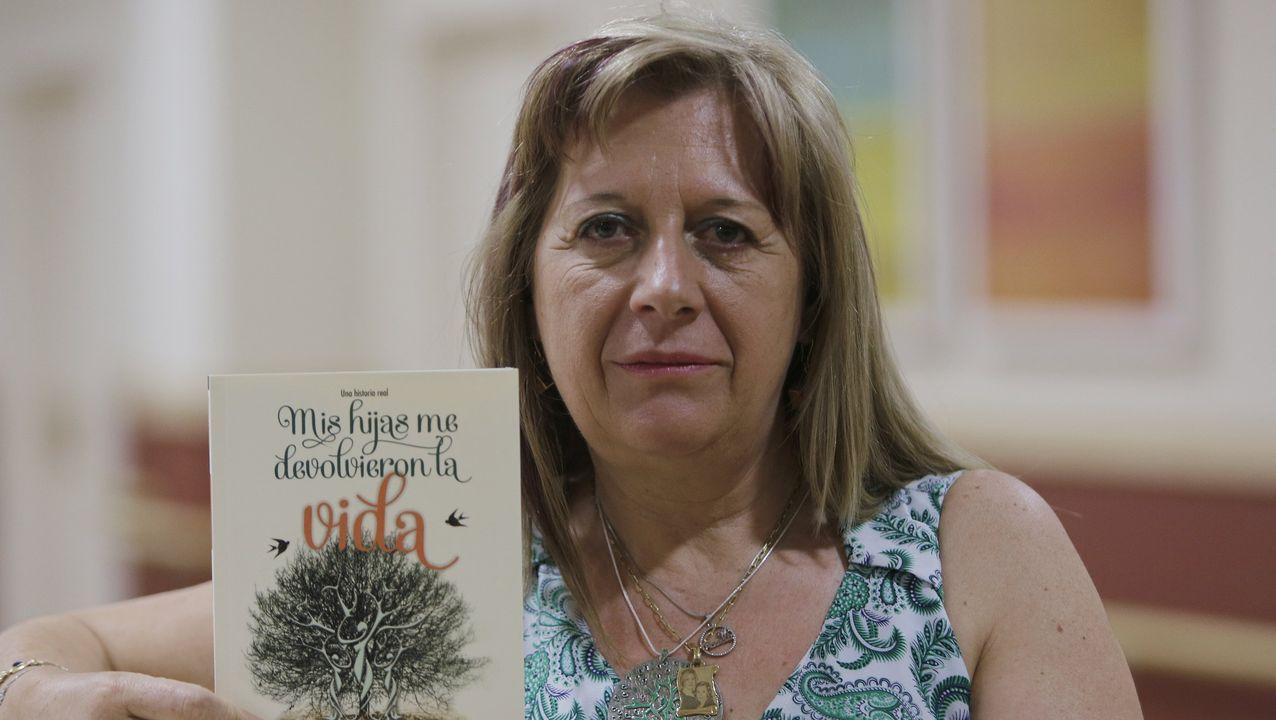 audiencia.Rosario Regueira publicou con anterioridade outras dúas novelas