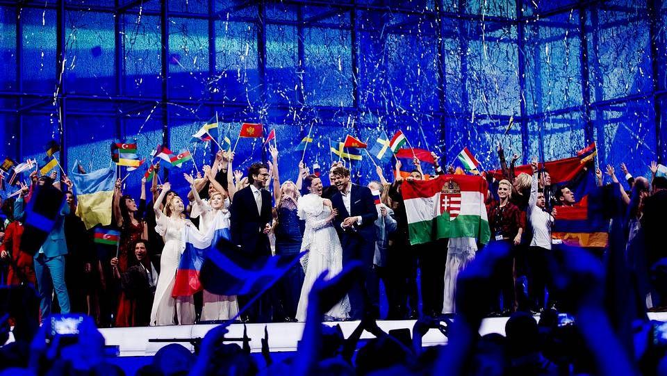 Pitada a Rusia en Eurovisión