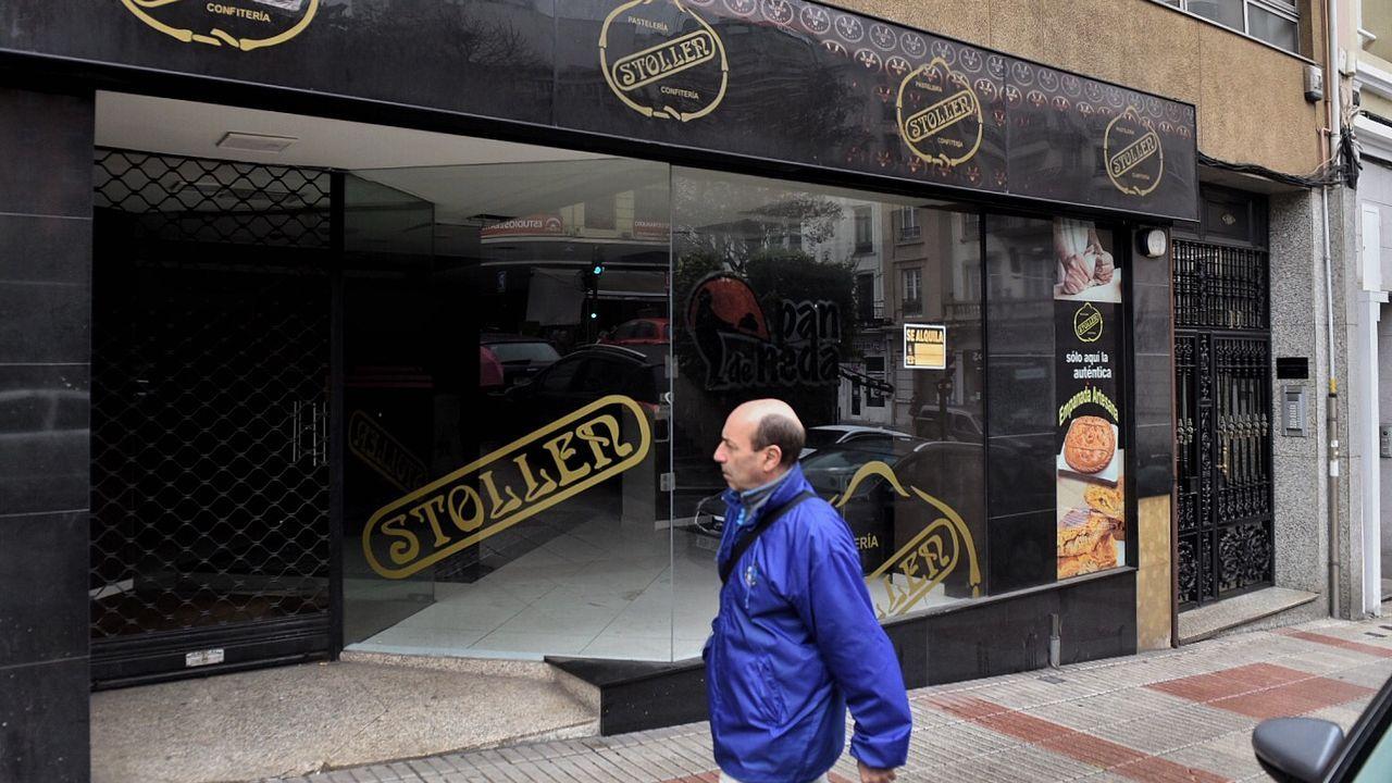 La pastelería Stollen echó el cierre a finales del año pasado