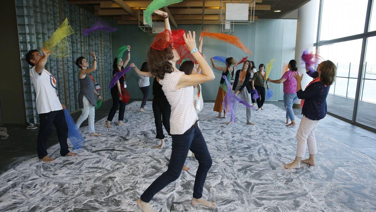 InspiraTICs reta a los docentes a diseñar un aprendizaje para todos.AMANCIO ORTEGA