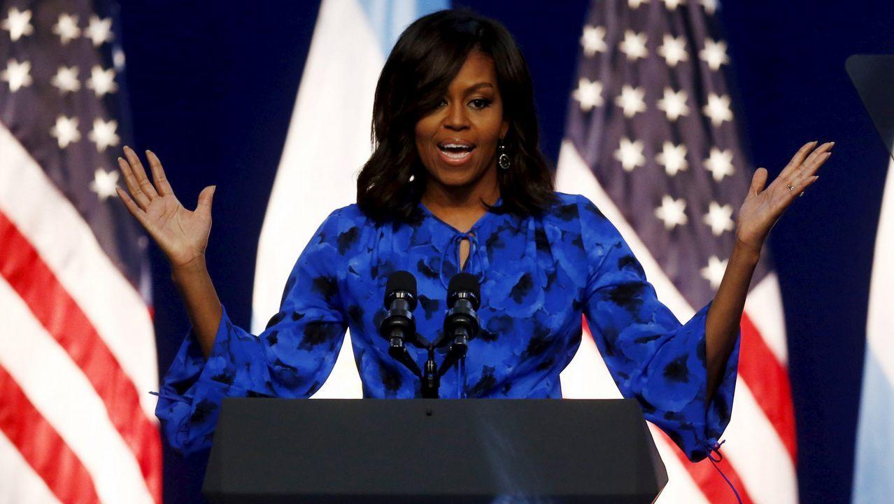Michelle Obama, la deseada