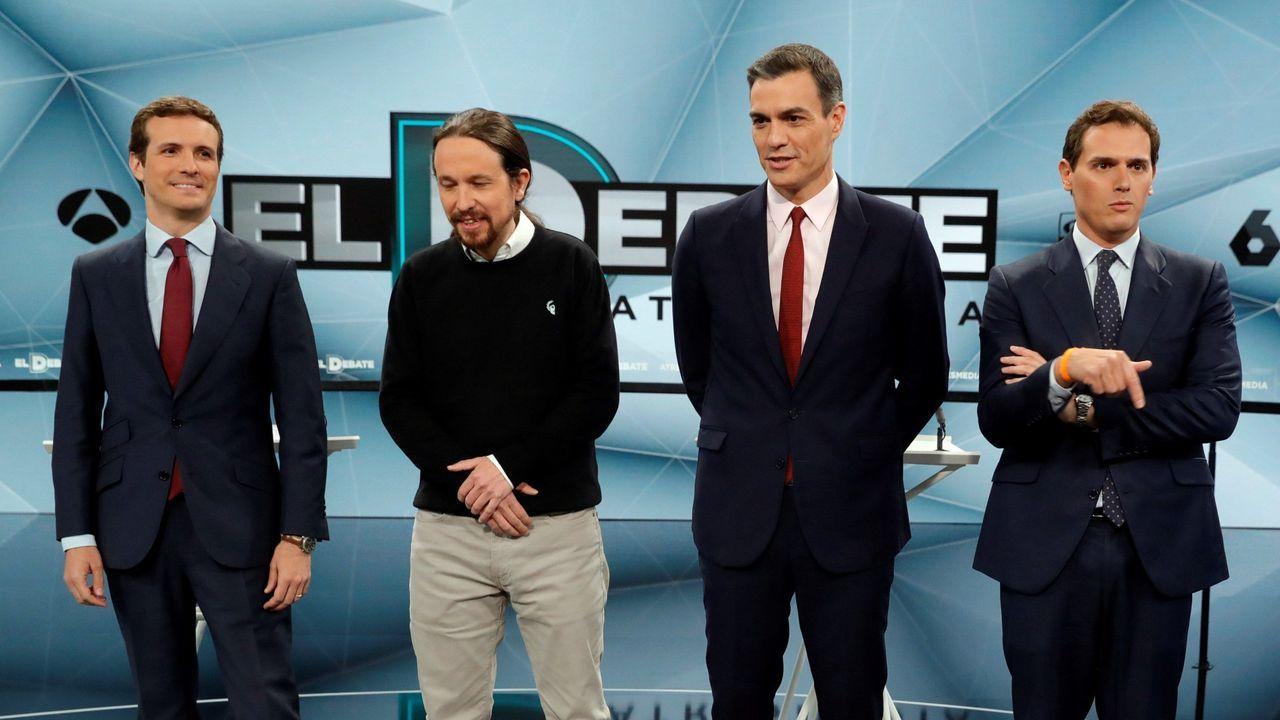 Los partidos no lograron llegar a un acuerdo sobre  los debates electorales