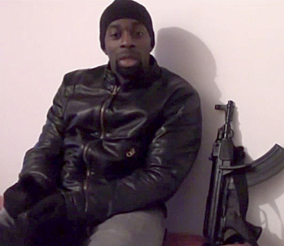 Operación a gran escala contra el terrorismo islamista en Bélgica.Amedy Coulibaly.