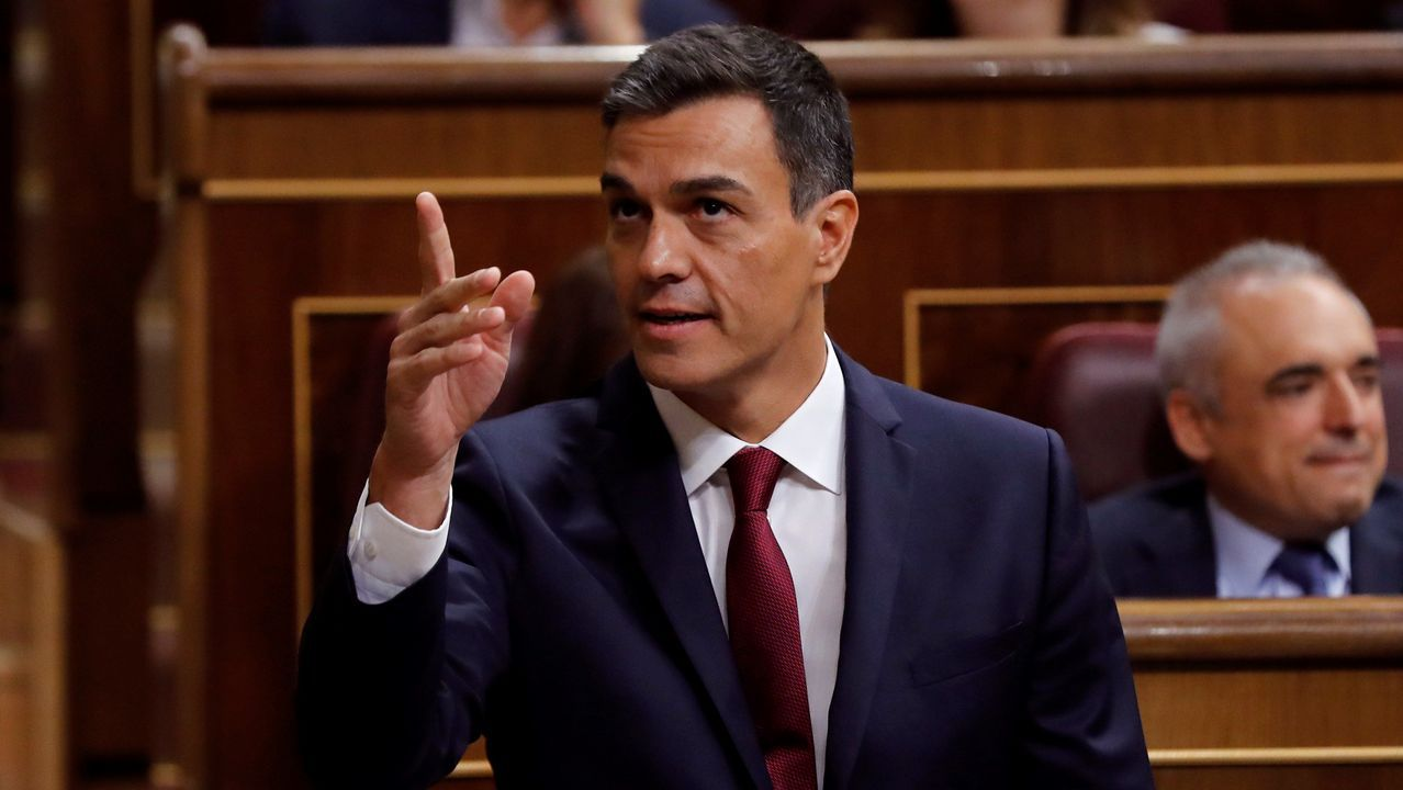 Pedro Duque: «da miedo que te puedan sacar cosas de la infancia».Casado se estrenaba ayer como líder del PP en el Congreso