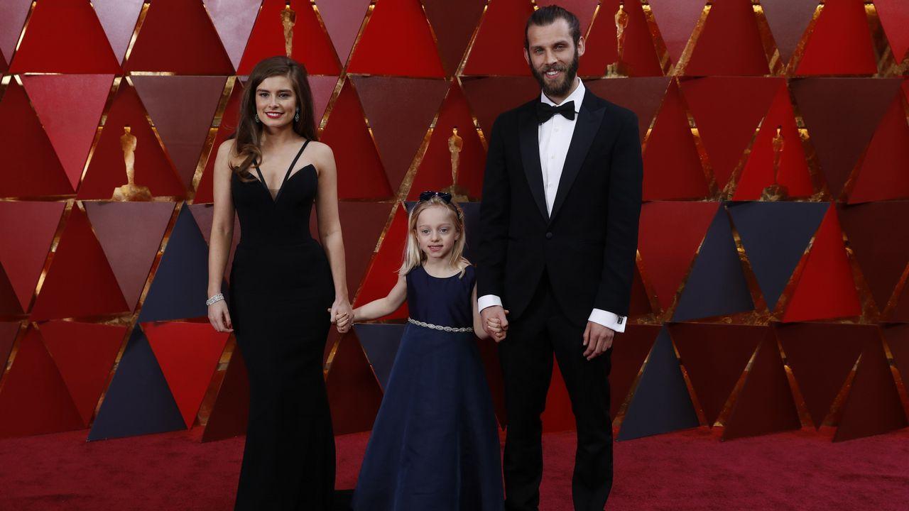 Rachel Shenton, Maisie Sly y Chris Overton