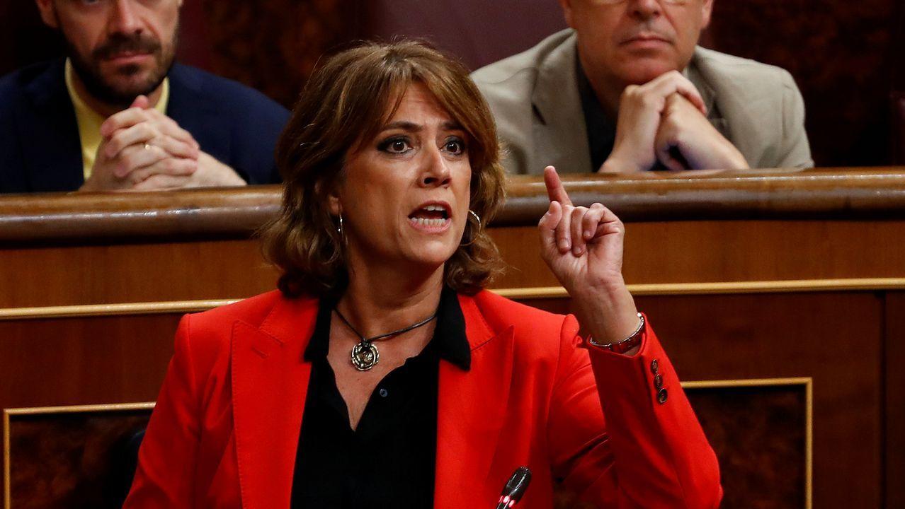 Crece la presión pero la ministra de Justicia no dimite