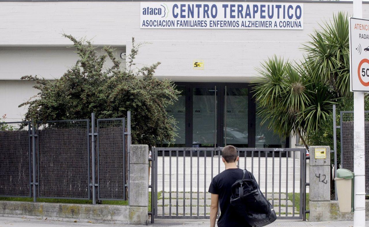 Las instalaciones de Afaco en Salvador de Madariaga funcionarán como centro de día para personas con demencia a partir del 1 de octubre
