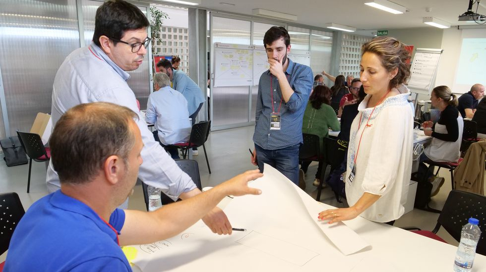 Compostela reúne a los mayores talentos innovadores