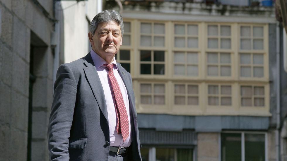 José Antonio Feijoo es el alcalde de Baltar