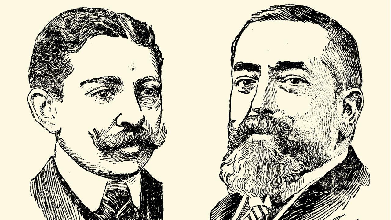 Cabreiroá, desde donde El Hidalgo de Tor (Francisco Camba) envió la crónica que cerraba su gira de 1907 por los balnearios gallegos.
