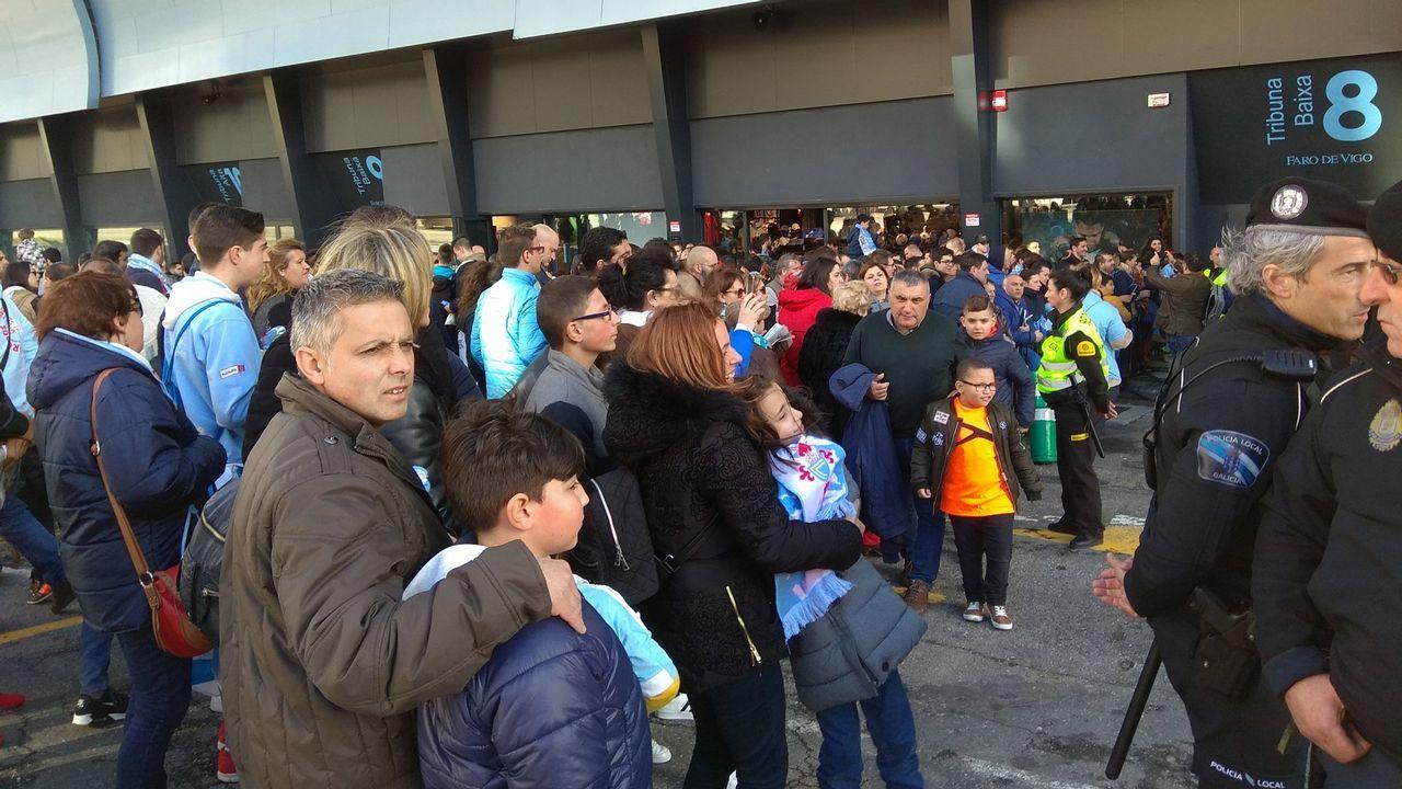 Mouriño: «Al Concello de Vigo el Celta no le cuesta absolutamente nada»