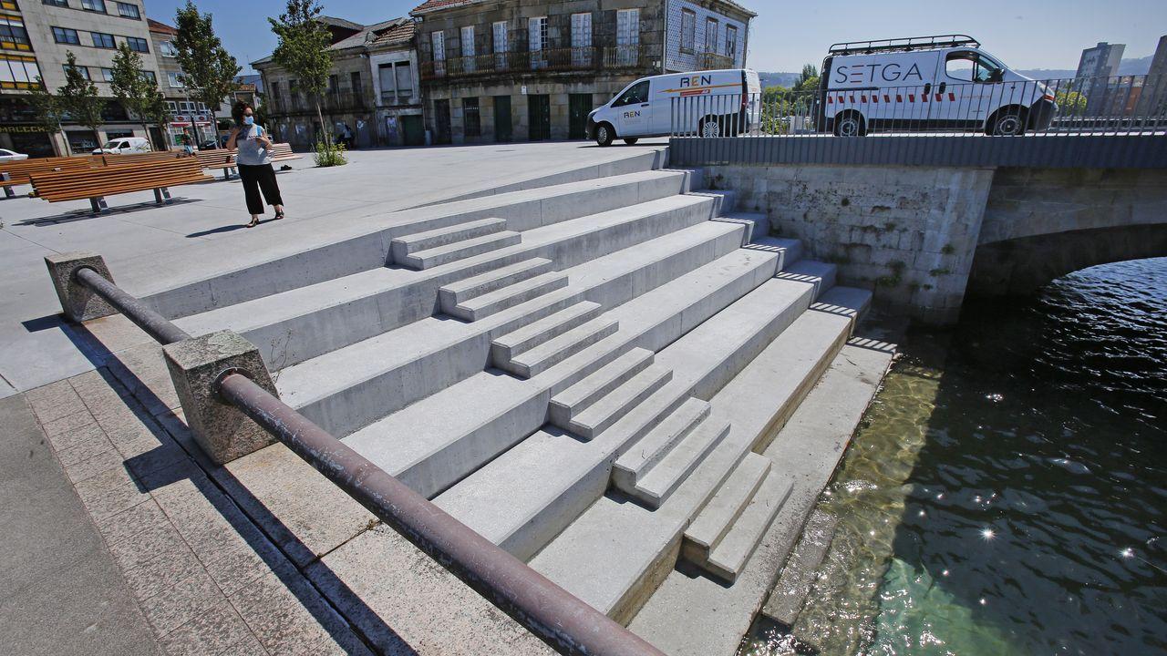 Los 4 planes parciales de A Zapateira.El Concello abre la tramitación de limpieza de fincas particulares