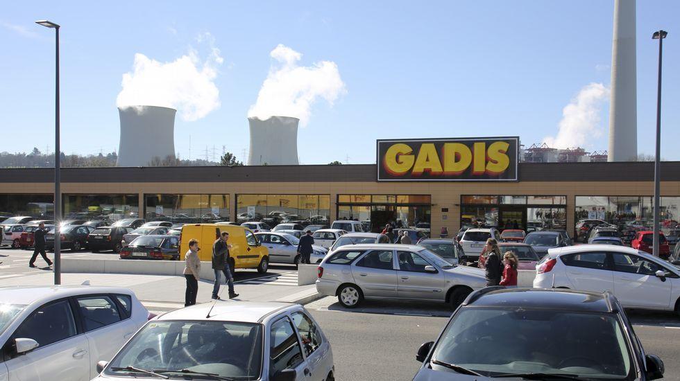 Gadisa abre en As Pontes una de sus mayores superficies comerciales.Inditex mantiene el liderazgo como primera empresa en facturación