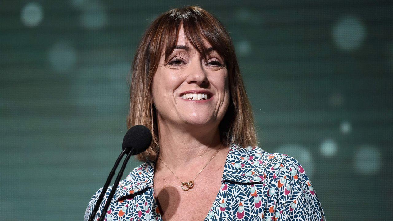 Rosalía triunfa en los MTV VMA con su tema con J Balvin «Con altura».Lara Álvarez