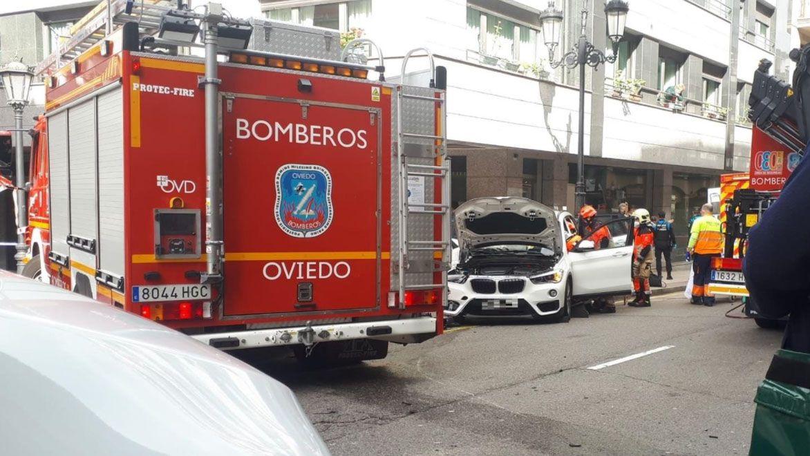 Un abogado de Oviedo recibe una brutal paliza de un maltratador.Los investigadores de la Universidad de Oviedo Ana Suárez Díaz y Javier Rodríguez Carrio