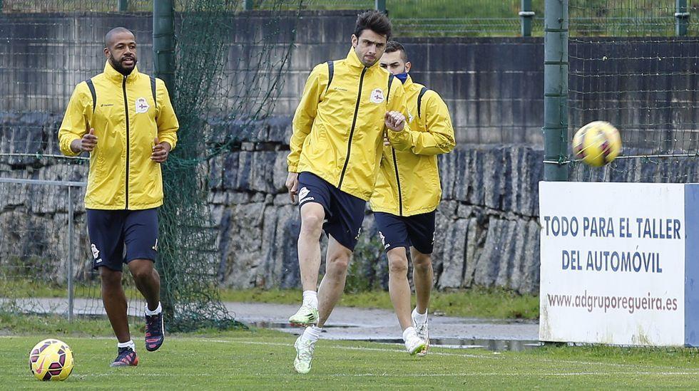El Deportivo ya prepara el duelo contra el Espanyol