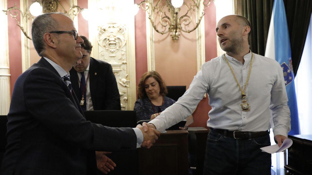 Carles Mulet, de Compromís, será el primer portavoz del Grupo de Izquierda Confederal en el Senado