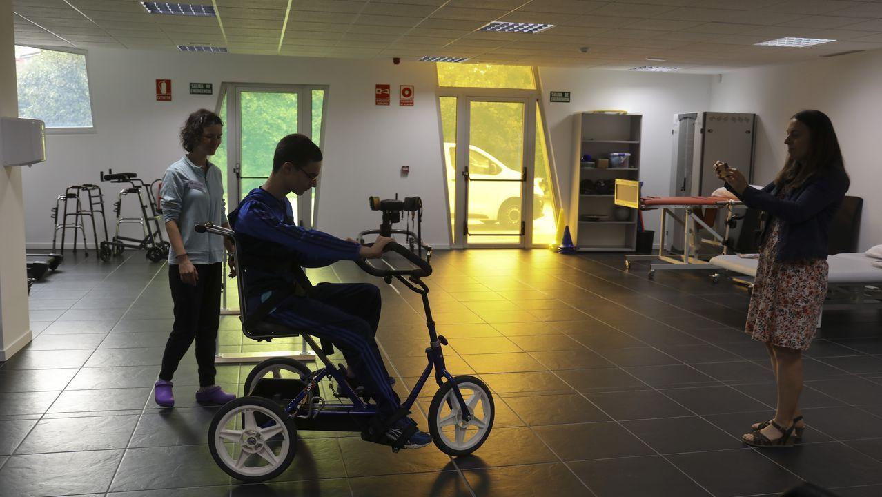 Participantes en una bicicletada de «30 Días en Bici»