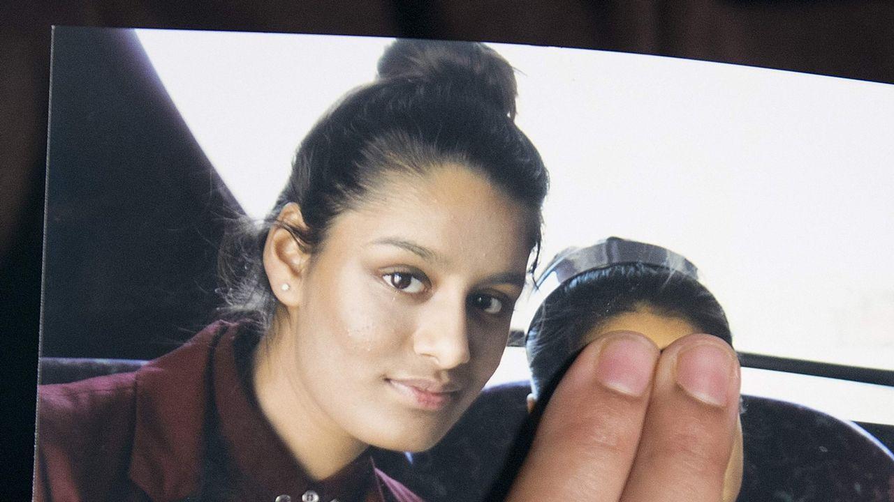 Shamima, en una foto difundida por su familia tras la desaparición, pretendía regresar a Birmingham con su hijo hasta la liberación de su marido yihadista