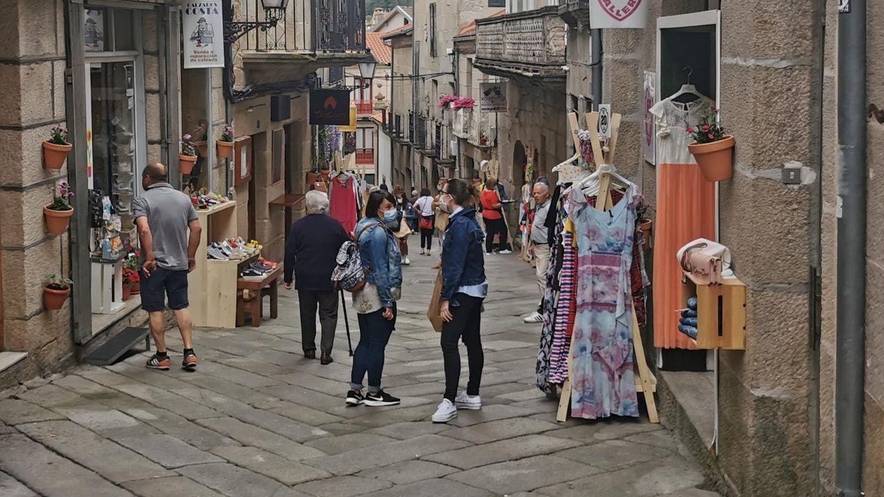 Feria en Allariz