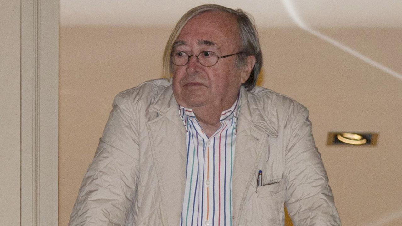 Álvaro Morte da vida a «El Profesor»