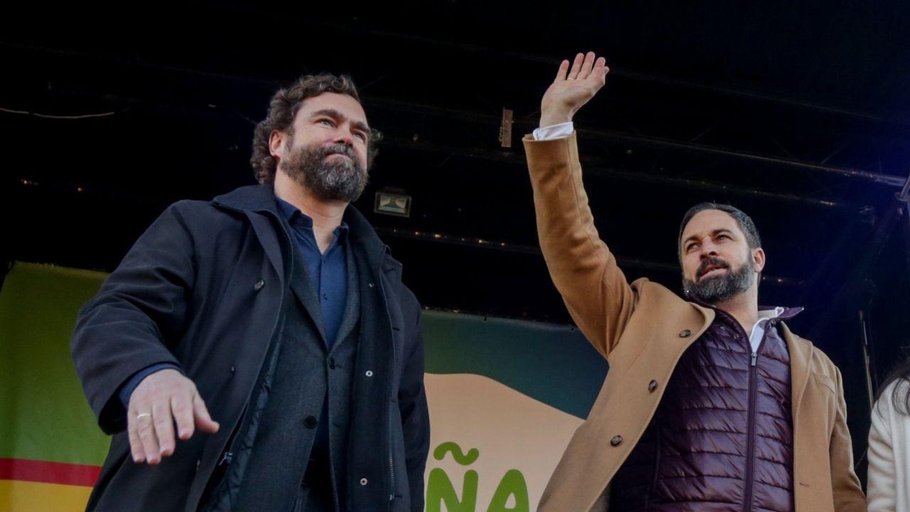 Espinosa de los Monteros reconoce la financiación de Vox en 2014 por medio del exilio persa