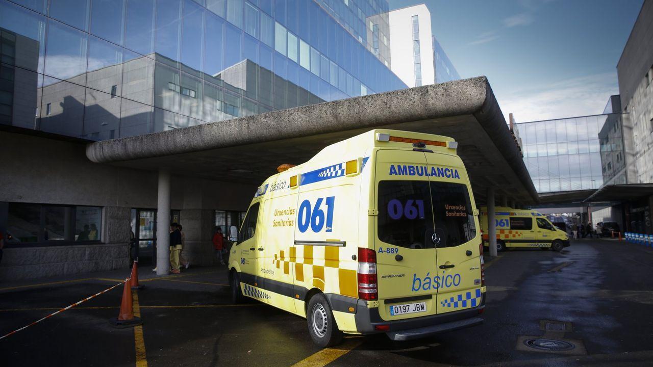 AG-56 accidente en Santiago