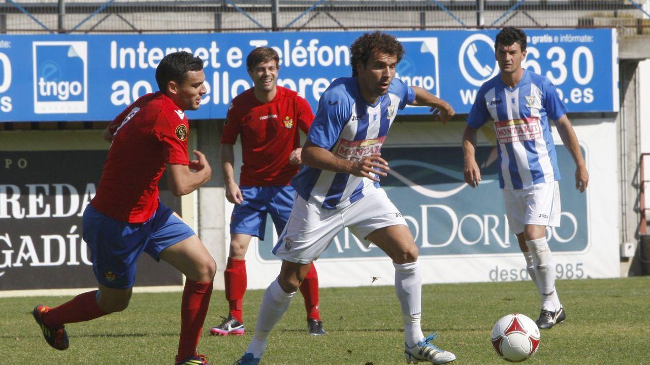 Una imagen de la junta de accionistas del Real Oviedo
