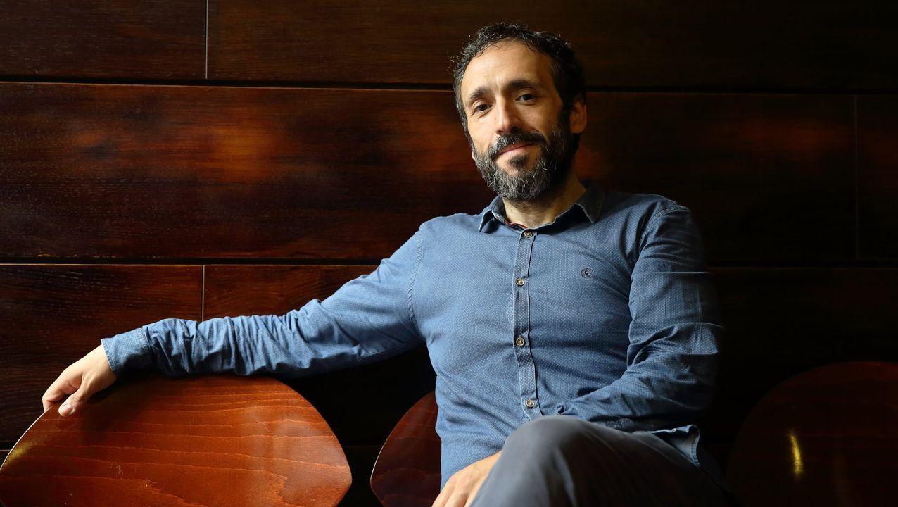 El tenor José Manuel Zapata