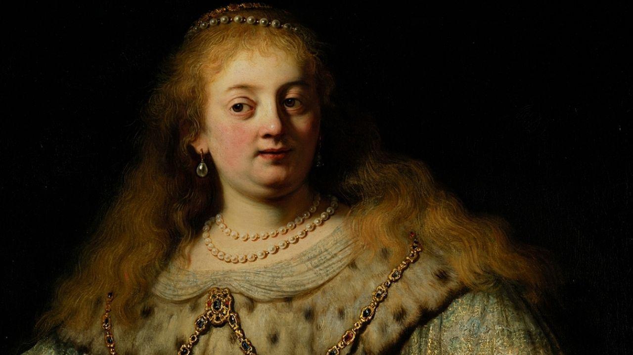 Detalle de la obra de Rembrandt analizada en el libro