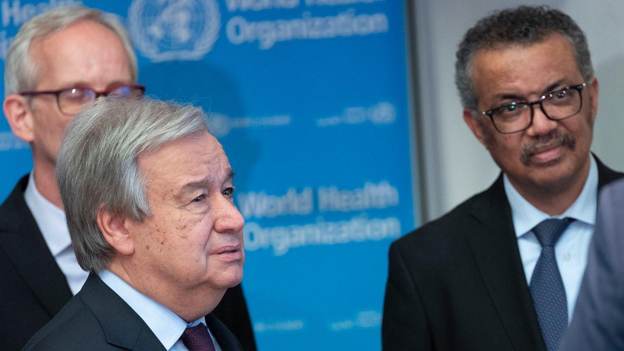 Los líderes de la OMS quieren una lucha coral para buscar la vacuna