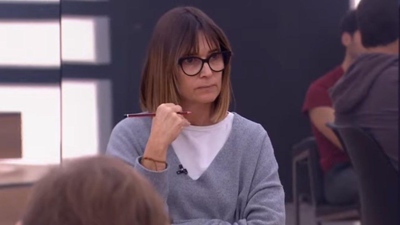 La bronca de Noemí Galera a los concursantes de «OT 2020».La presentadora asturiana Graciela Álvarez