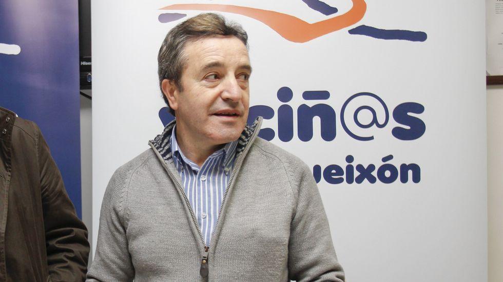 Perfecto Barcala foi ata o mércores secretario xeral do PSOE en Boqueixón.