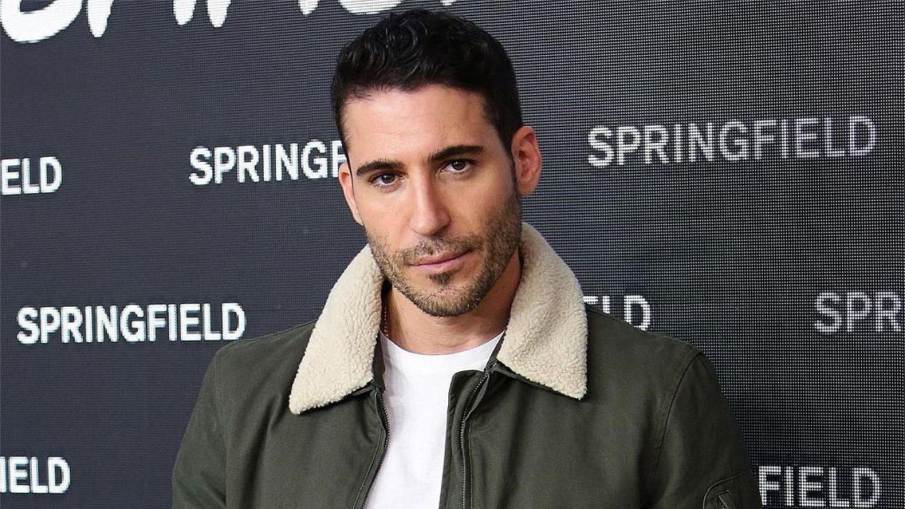 Miguel Ángel Silvestre vuelve a estar soltero.Netflix estrena «Criminal», un «thriller» grabado en cuatro países