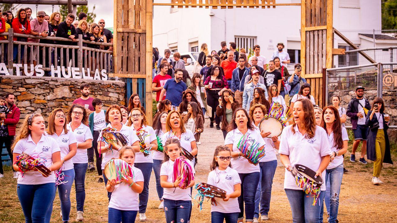 El Prestoso Fest se celebra en el pueblo de Xedré, Cangas del Narcea