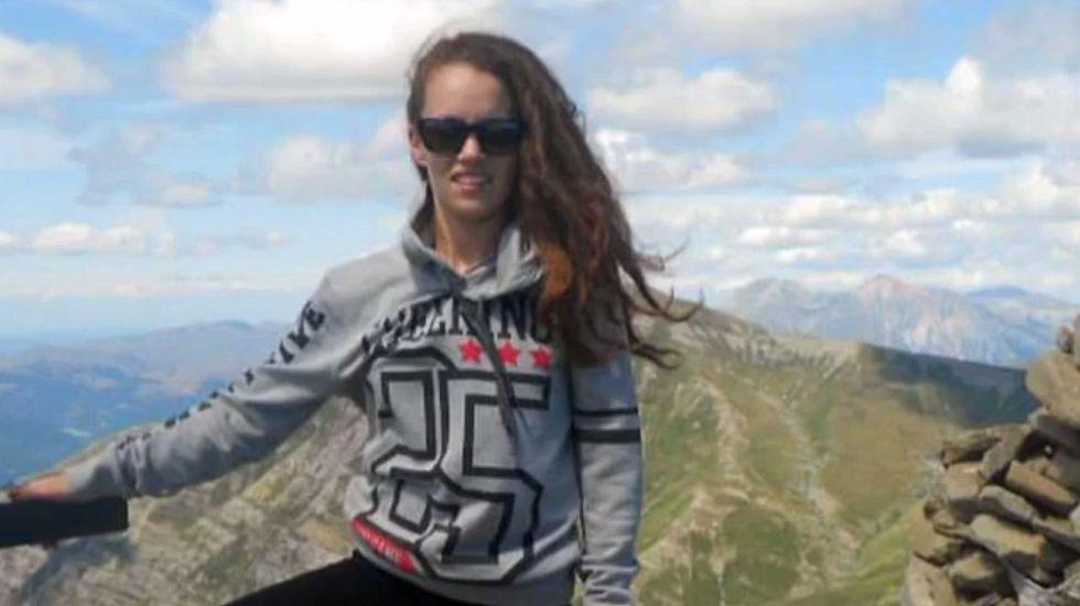 Ana Huete, una joven de Granada, fallece en el terremoto de Italia.María Villar, en una foto tomada de sus redes sociales.