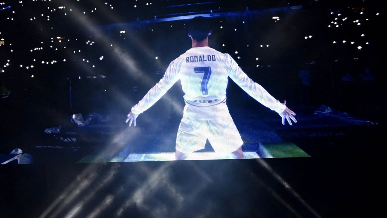 En directo: Presentación de Cristiano Ronaldo con la Juventus