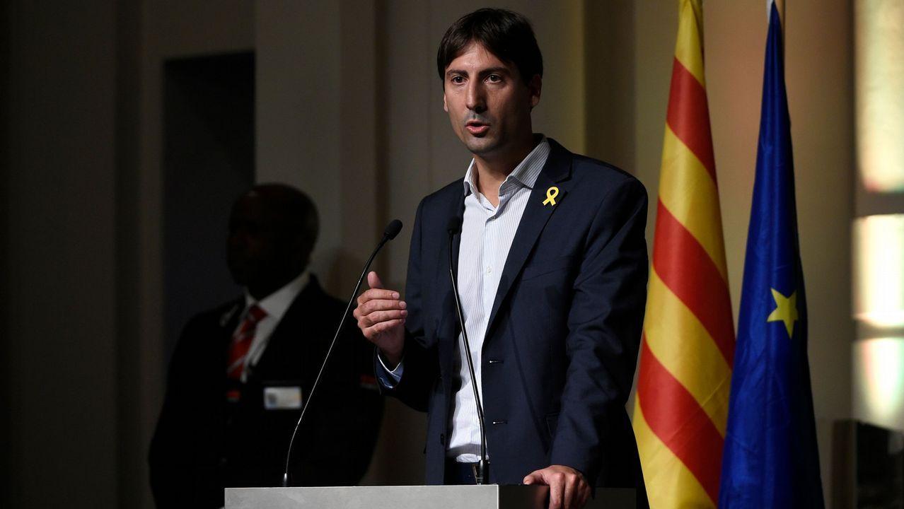 El informe fue elaborado por asesores de ERC bajo la coordinación del eurodiputado Jordi Solé