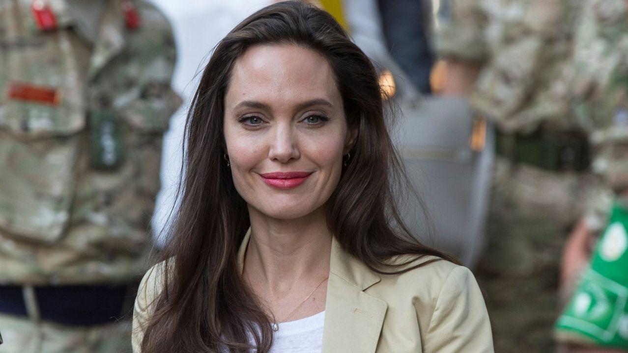 Angelina Jolie y Gwyneth Paltrow, víctimas del productor Harvey Weinstein.Roy Price