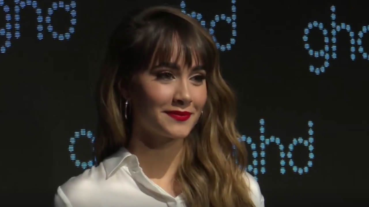 Aitana Ocaña: «No estoy enamorada»