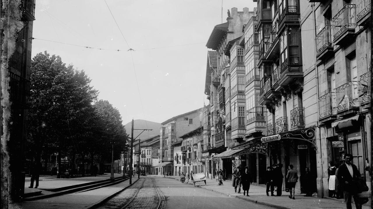 El Hotel Alzaar, enn Durango, fue una de las primeras estrellas Michelin del País Vasco