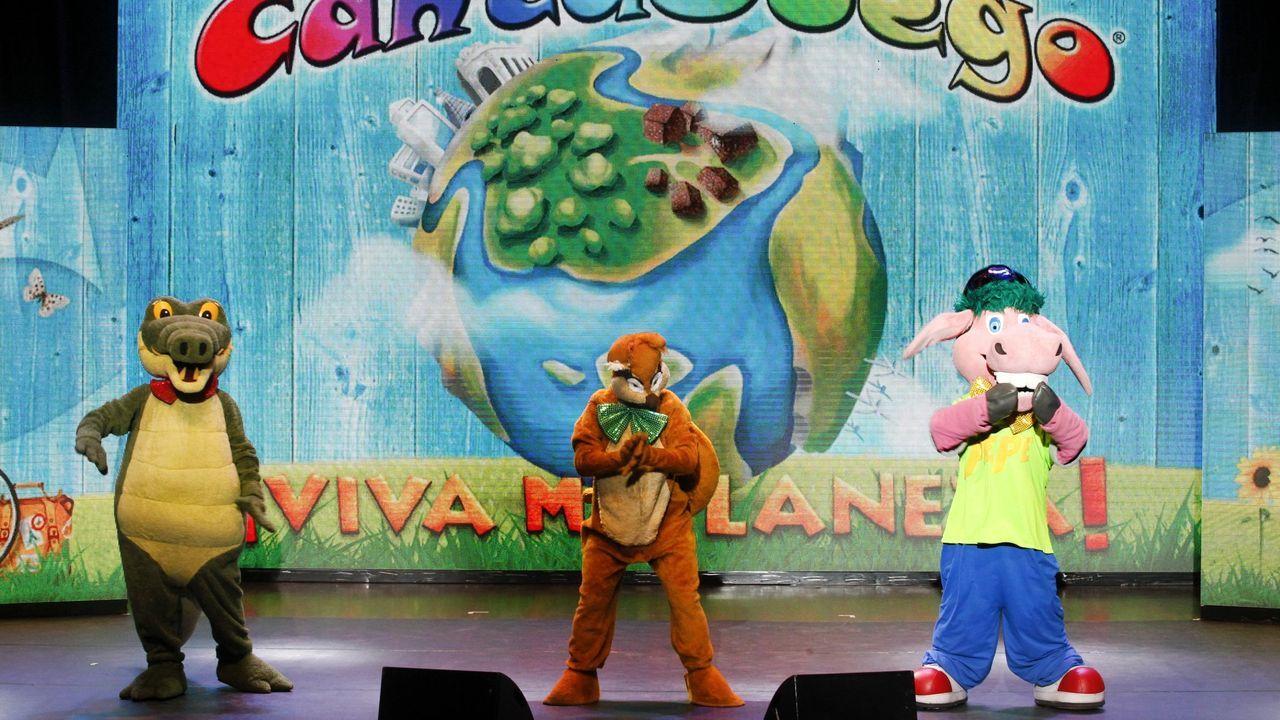 Los Cantajuegos actuarán en el Gustavo Freire