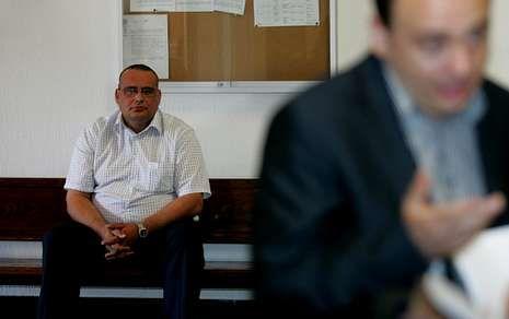<span lang= es-es >A juicio ya como exalcalde</span>. En el año 2006, al que corresponde la imagen de archivo, José Antonio Rodríguez llegó a la Audiencia como acusado y fue condenado sin ostentar cargo alguno.