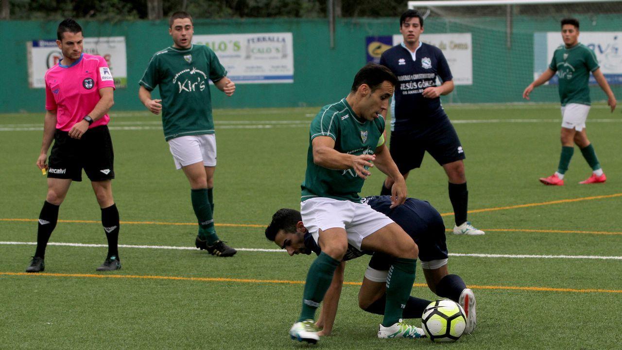 El Sofán y el Xallas, a la final de la Copa da Costa