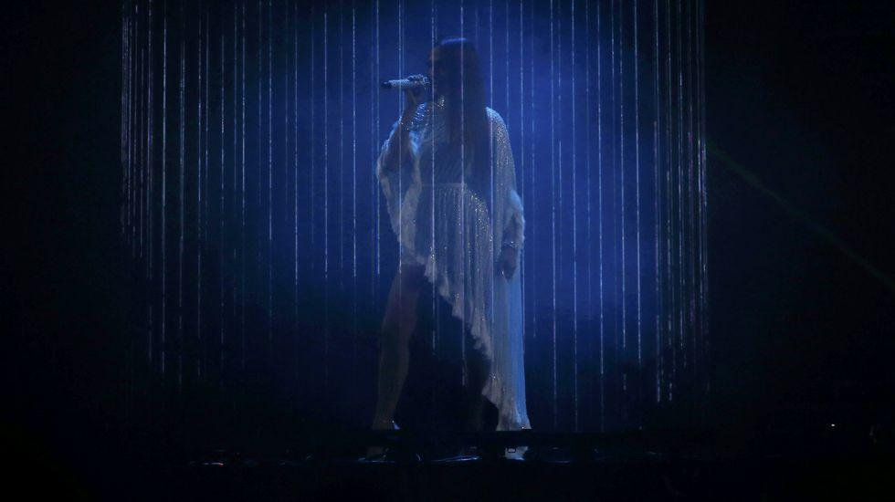 Adele y Bowie, grandes triunfadores de los Grammy