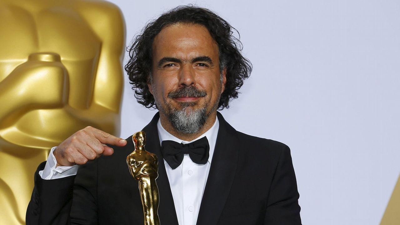 «Psiconautas», del gallego Alberto Vázquez, apunta a los Óscar.Fotograma de 'El futuro que viene', película de apertura del FICX55