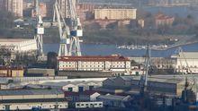 Astillero de Navantia en Ferrol, en una foto de archivo