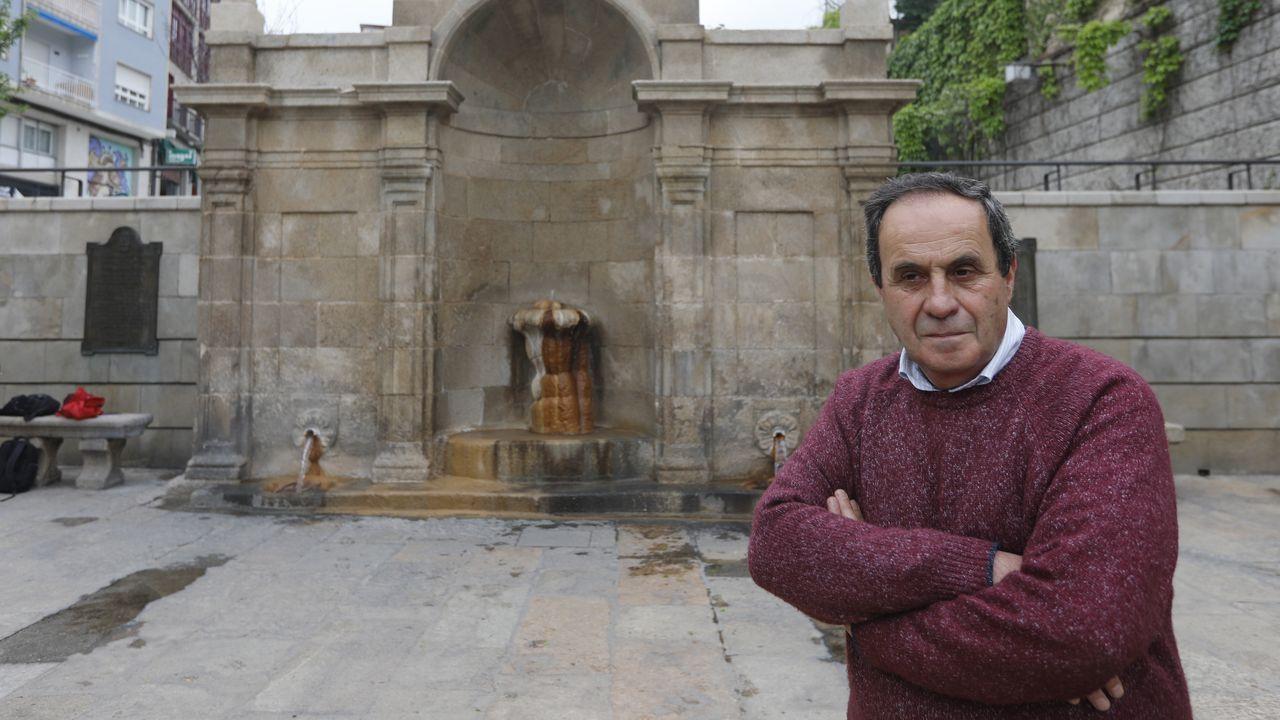 José Ramón Seara es profesor en la Facultad de Ciencias del campus de Ourense