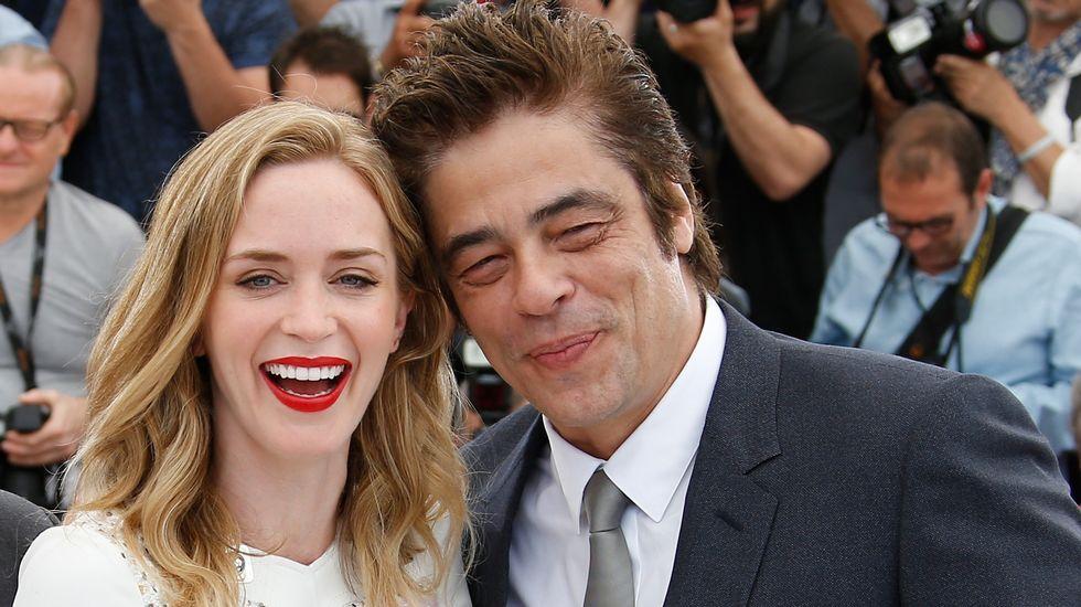 Festival de Cannes: «Sicario» protagoniza la séptima jornada.Jane Fonda, Michael Caine y Harvey Keitel